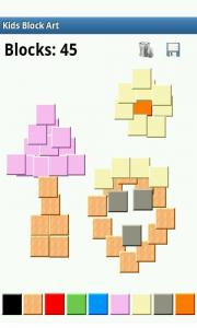 Kids Block Art