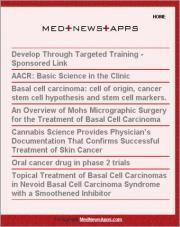 Basal Cell Carcinoma News