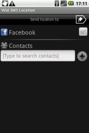 Wizi SMS Location