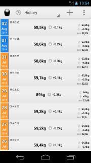 Weight Tracker