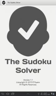 The Sudoku Solver