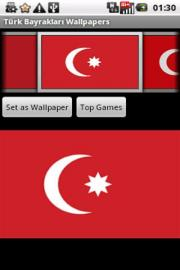 Türk Bayrakları Wallpapers