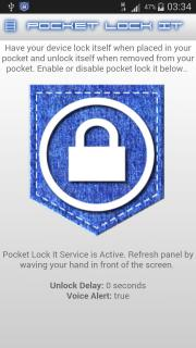 Pocket Lock It