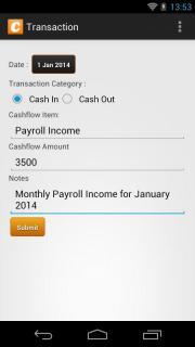 CashMan - Cash Manager