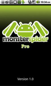MonsterSpider Pro