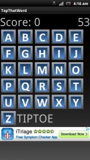 Tap That Word