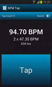 BPM Tap Free