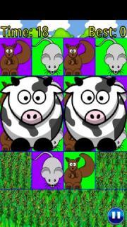Farm Animal Memory Lite