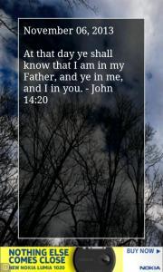Jesus Says Daily Inspiration