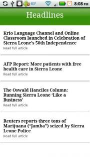Sierra Leone Press