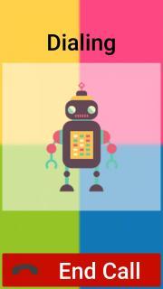 Robot Phone