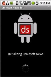 Droidsoft News Bot