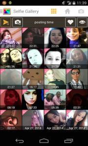 Selfie Gallery