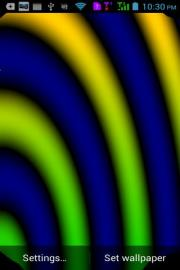 Light Spot Live Wallpaper