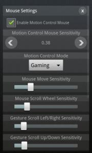 Remote Magic Mouse