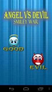 Smiley War: Angel x Devil