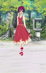 Fashion Doll Dress Up