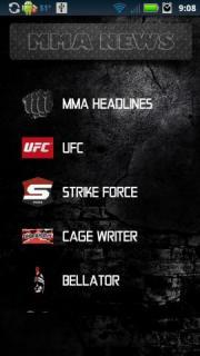 MMA News!