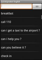 QuickSpeaker Trial Edition