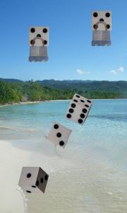 Bouncy Dice 3D