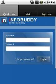 infoBuddy