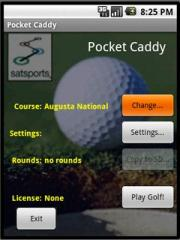 Pocket Caddy