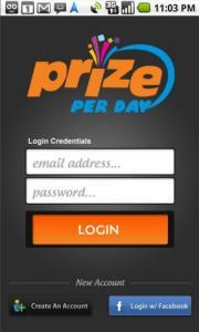 Prize Per Day