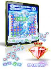 Frozen Jewels Dash