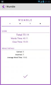 Wumble