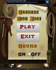 Hangman High Noon