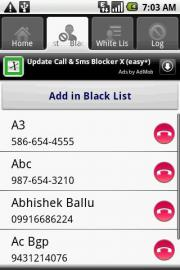 Call Blocker X Pro (easy+)