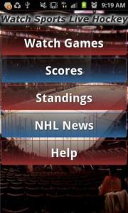 WSL Hockey