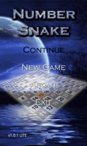 Number Snake