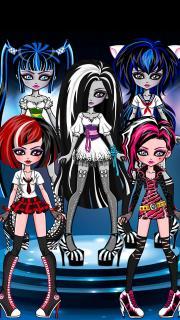 Monster School Girl