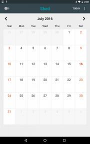 Sked - Shift Calendar