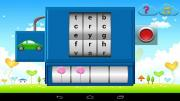 Letters Learning Machine Trial