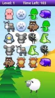 Memory Kids Animals