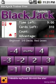 BlackJack Trainer Free