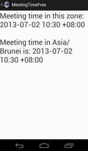MeetingTimeFree