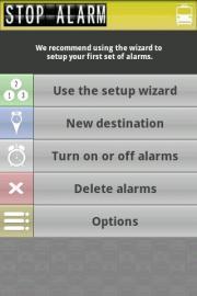 Stop Alarm