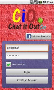 Chat it Out on Android