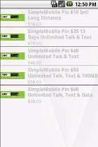 Simple Mobile PrePaid Plans by iMobileMinutes