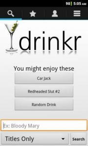 drinkr