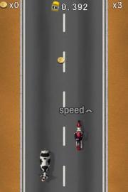 Freeway Biker