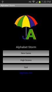 AlphabetStorm