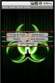Root Hacks Tips & Tricks