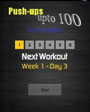 1 Push-up to 100