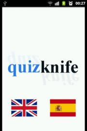 Quiz Knife (English - Spanish)