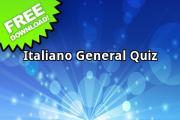 Italiano General Quiz