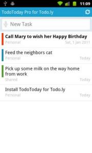 TodoToday Pro for Todo.ly